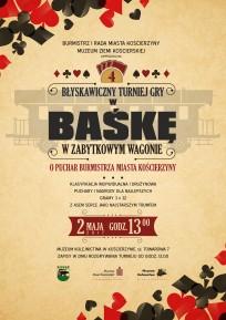 plakat Baśka IV